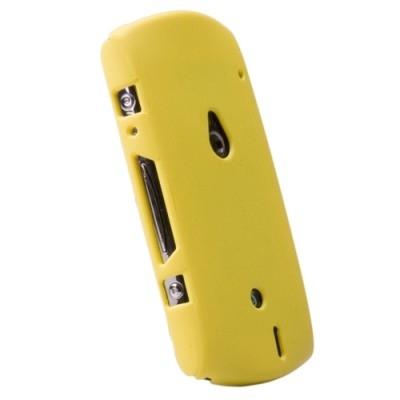 Krusell ColorCover 89577 - passend für Sony Ericsson Xperia Neo, Neo V - Gelb