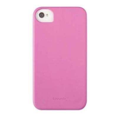 Krusell BioCover 89638 für Apple iPhone 4S, iPhone 4 - Rosa