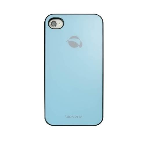Krusell Bioserie GlassCover 89644 für Apple iPhone 4S, iPhone 4 - Türkis