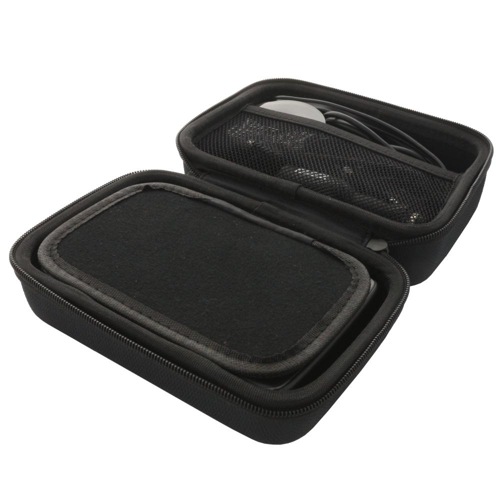 """XiRRiX Navi Antischock GPS EVA Tasche - bis 5""""-5,2"""" (12,7-13,21cm) - Innenmaß: 147x96x70mm - schwarz"""