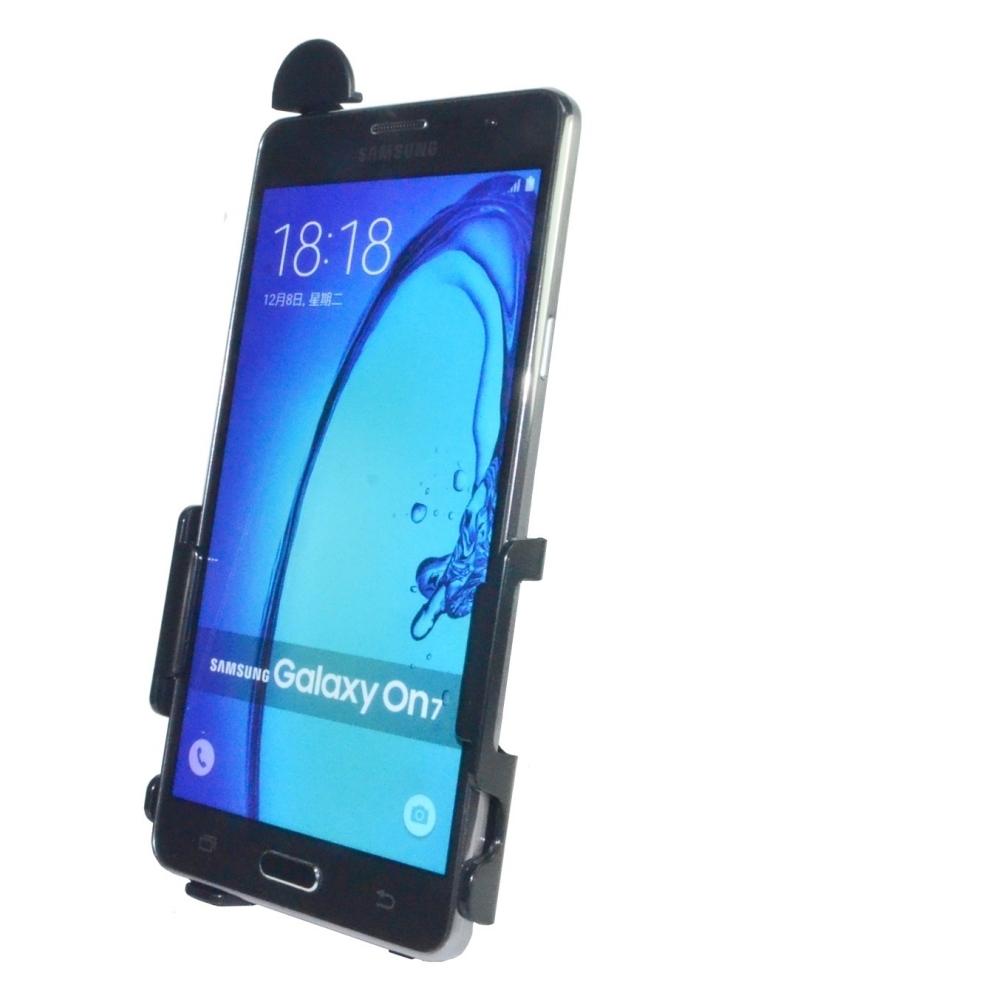 Haicom Halteschale für Samsung Galaxy On7 - Hi-466 - schwarz