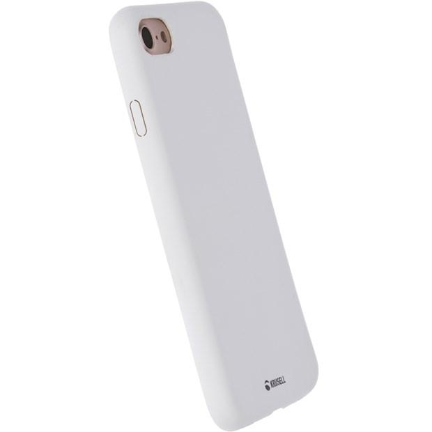 Krusell Bellö ColorCover 60714 für Apple iPhone 8, iPhone 7 - Weiß