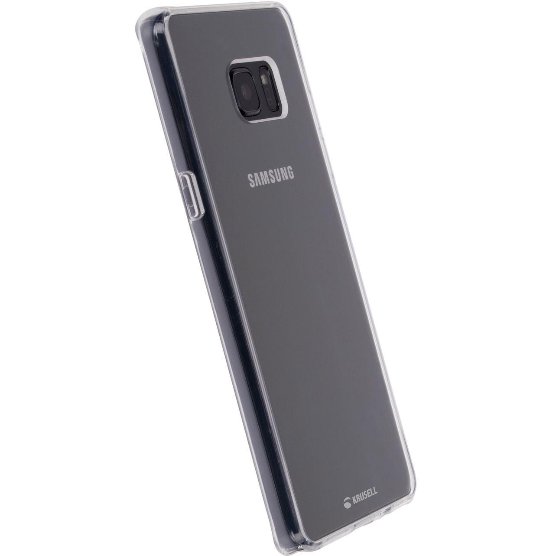 Krusell Kivik Cover 60834 für Samsung Galaxy Note FE, Galaxy Note 7 - Transparent