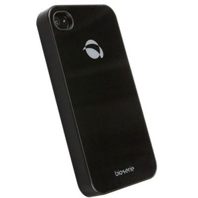 Krusell Bioserie GlassCover 89739 für Apple iPhone SE, iPhone 5, iPhone 5S - schwarz