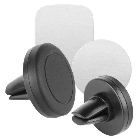 Kfz Halter Lüftungslamellen Magnet für Mobiltelefone in Case + Hülle