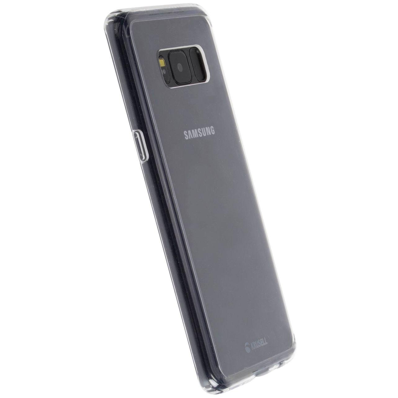 Krusell Bovik Cover Hülle 61125 für Samsung Galaxy Note 8 - transparent