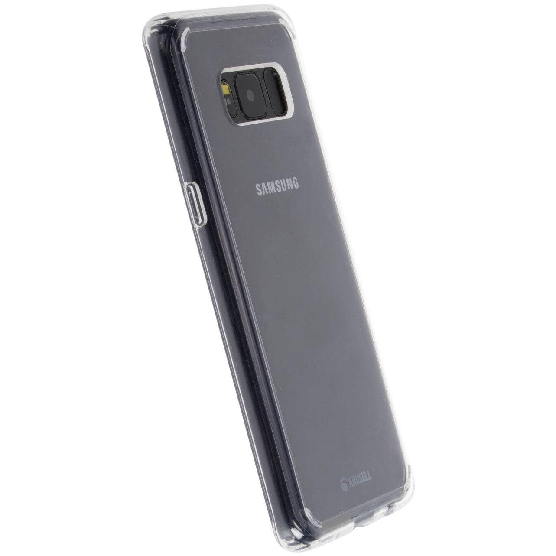 Krusell Kivik Cover 61126 für Samsung Galaxy Note 8 - transparent