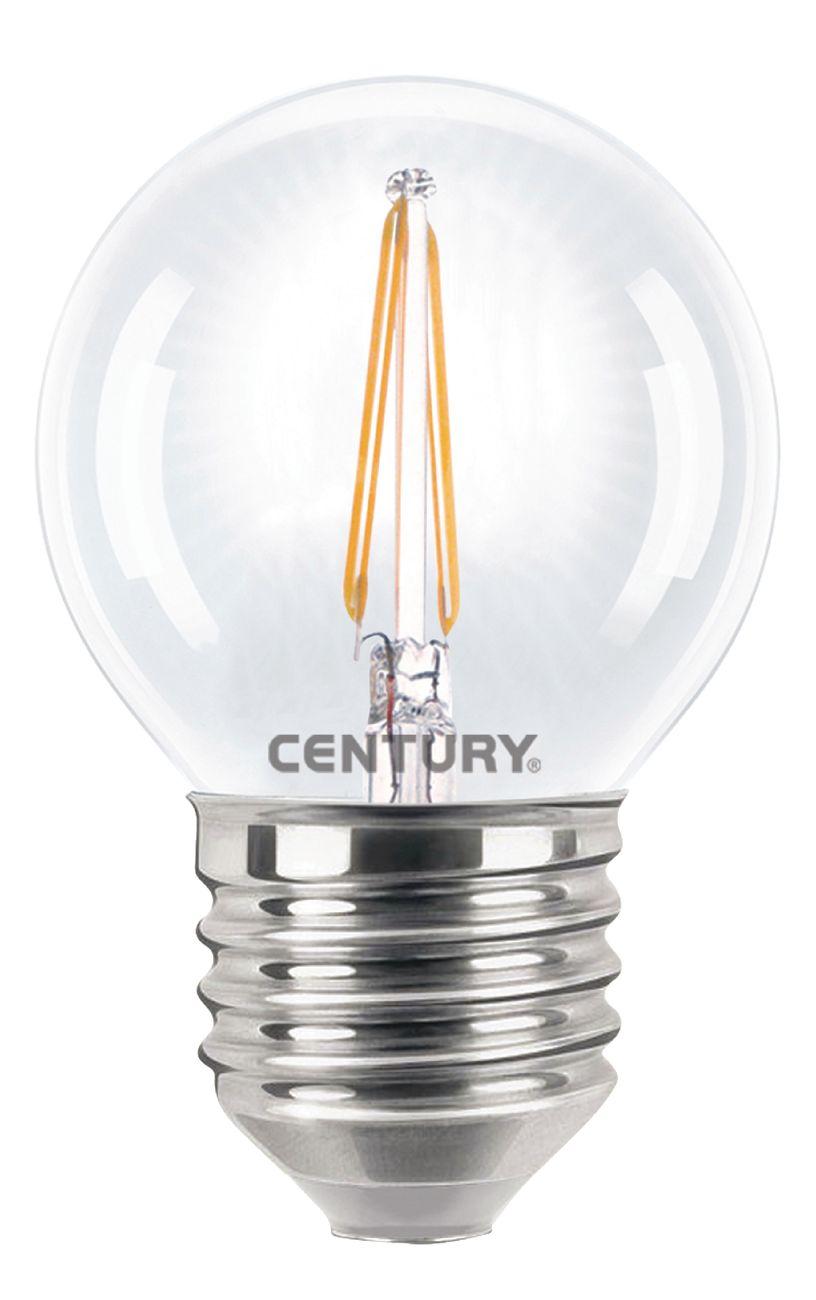 Glühlampe LED Vintage Mini Globe 4 W 480 lm 2700 K