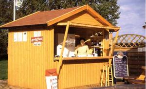 Mobile Markthütte Gesamtmaß: 3,0 x 2,0 m