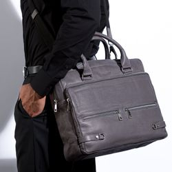 laptop bag BETH Smooth Leather 4