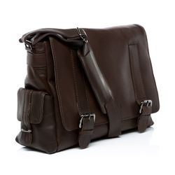 messenger bag ASHTON Smooth Leather 2