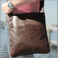 cross-body bag MATTEO Smooth Leather 5