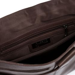 messenger bag ROBERTO Smooth Leather 4