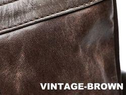 FEYNSINN messenger bag ASHTON 15,4'' business office work school bag  XL brown Smooth Leather courier shoulder cross-body bag  7
