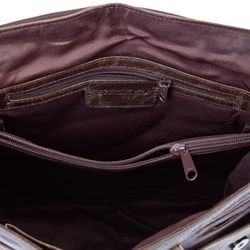 messenger bag STAN Distressed Leather 4