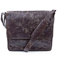messenger bag STAN Distressed Leather