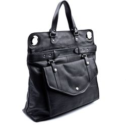 diaper bag WENDY Smooth Leather 2