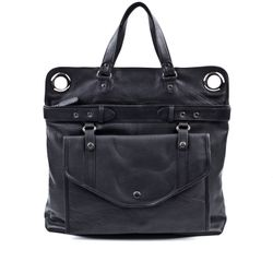 diaper bag WENDY Smooth Leather