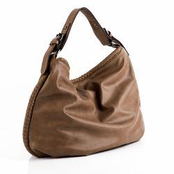 HERGÉ sac porté épaule Similicuir marron cabas elégant ville travail  Shopper avec sangle 3
