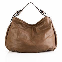 HERGÉ sac porté épaule Similicuir marron cabas elégant ville travail  Shopper avec sangle 2