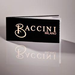 BACCINI Handtasche Soft Nappa schwarz Henkeltasche Handtasche mit langen Henkeln 6