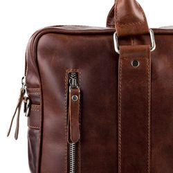 laptop bag NATHAN Natural Leather 3