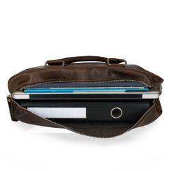 laptop bag NATHAN Natural Leather 6