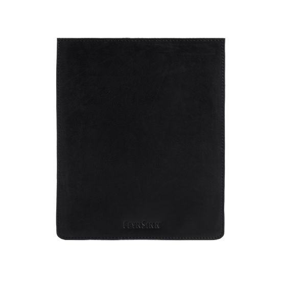 FEYNSINN Tablet-hülle ALEX iPad-Tasche medium Premium Leder schwarz Cover unisex