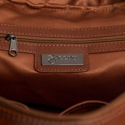 travel bag holdall  ROBERTO Smooth Leather 4