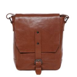 messenger bag JACKSON Aniline leather