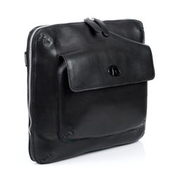 F-Star cross-body bag NEO -555- messenger bag SMOOTH leather - black