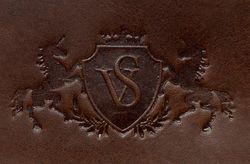 SID & VAIN Laptoptasche BRIGHTON Natur-Leder braun-cognac Businesstasche Laptoptasche 6