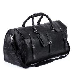FEYNSINN XL Reisetasche PHOENIX Premium Smooth schwarz Sporttasche groß Reisetasche 2
