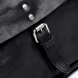 FEYNSINN XL Reisetasche PHOENIX Premium Smooth schwarz Sporttasche groß Reisetasche 4