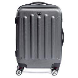 FERGÉ Kofferset 3-teilig LYON Trolley-Koffer Hartschale leicht 3 Größen ABS Dure-Flex Koffer-Set Leicht 3er Hartschalenkoffer Set (M L XL ) 4 Zwillingsrollen (360°) 10