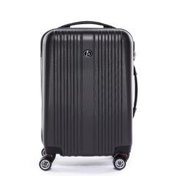 FERGÉ Kofferset 3-teilig TOULOUSE Trolley-Koffer Hartschale leicht 3 Größen ABS Dure-Flex Koffer-Set Leicht 3er Hartschalenkoffer Set (M L XL ) 4 Zwillingsrollen (360°) 5