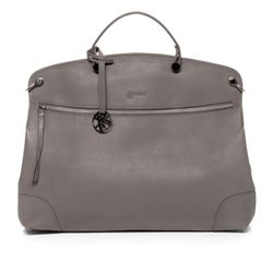 BACCINI tote bag & cross-body bag NOEMI -1208- handbag SMOOTH leather - mauve