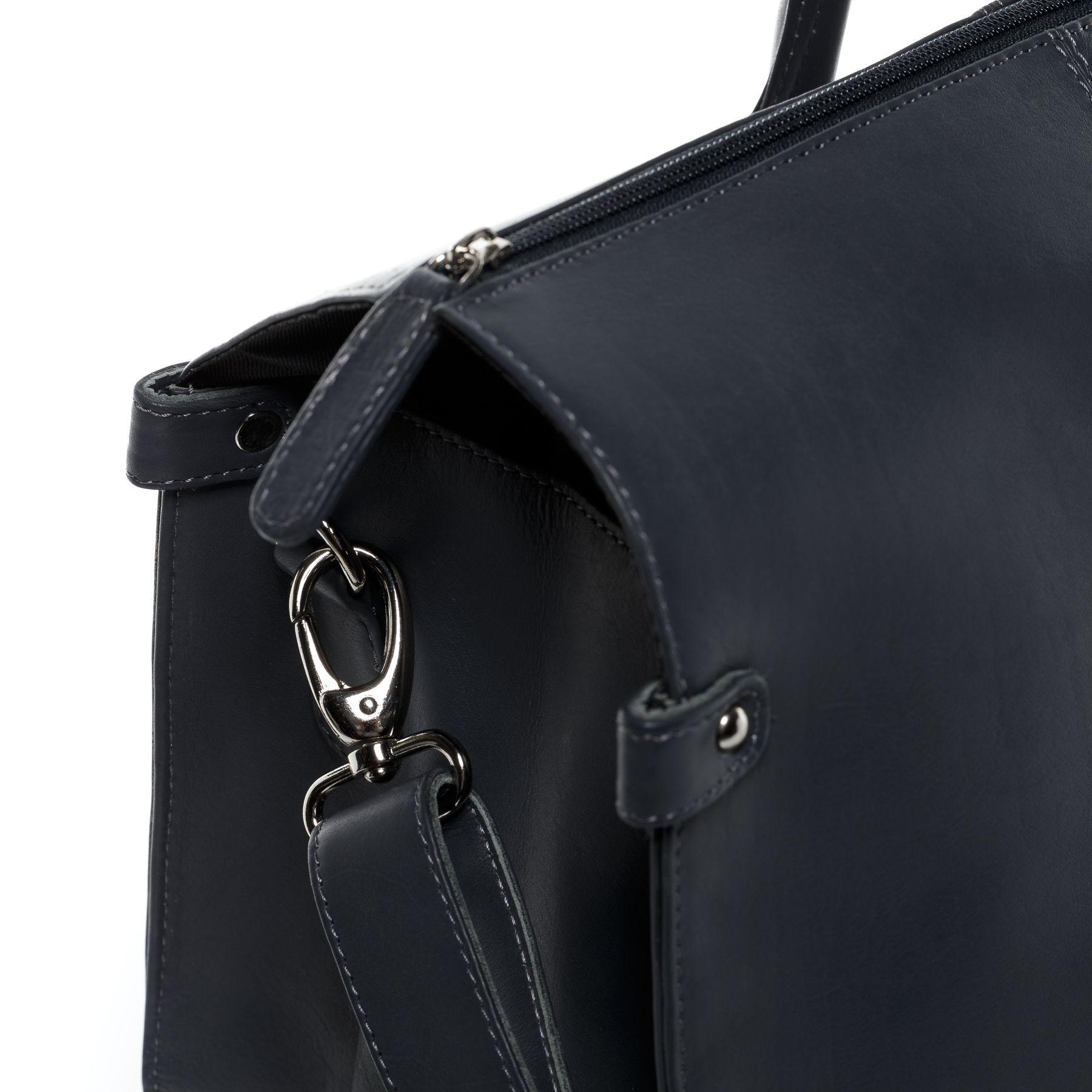 5d242550b2 BACCINI sac de voyage cuir gris fourre-tout besace week-end sac ...