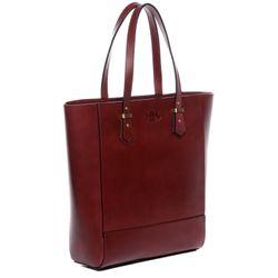 SID & VAIN Shopper TRISH Handtasche groß L Sattelleder Umhängetasche Henkeltasche 2