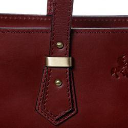 SID & VAIN Shopper TRISH Handtasche groß L Sattelleder Umhängetasche Henkeltasche 6