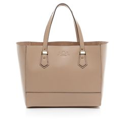 SID & VAIN tote bag & shoulder bag TRISH -918- handbag SADDLE leather - camel-beige