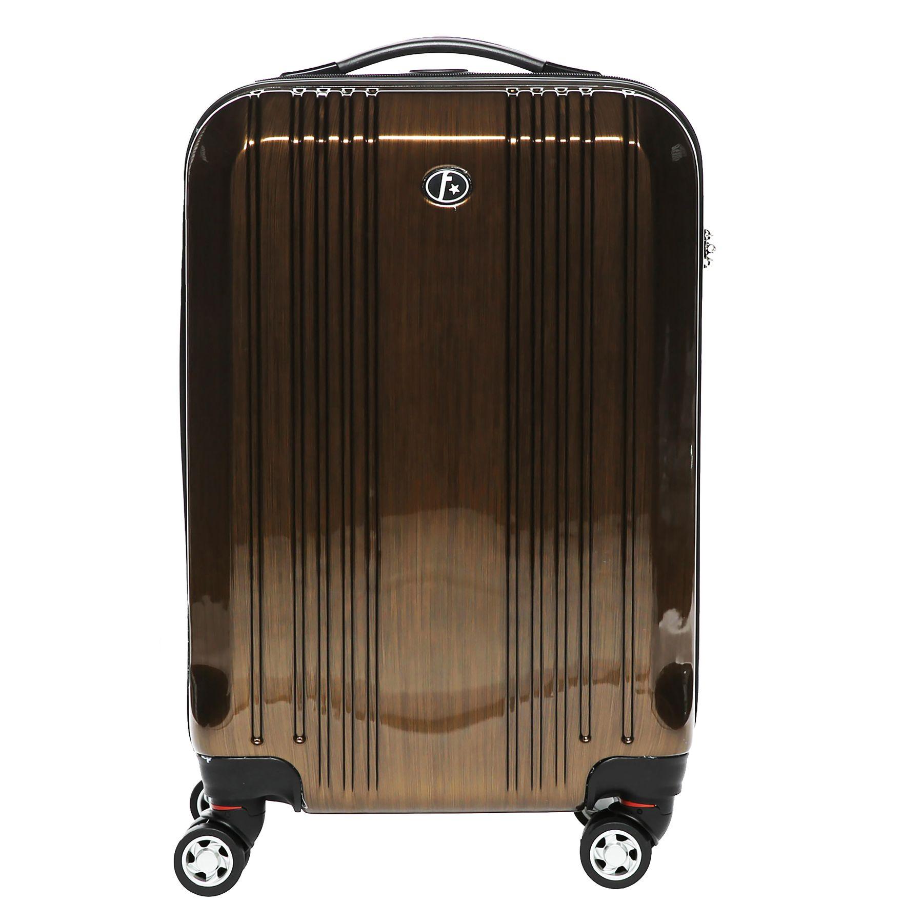 ferg handgep ck trolley cannes trolley hartschalenkoffer. Black Bedroom Furniture Sets. Home Design Ideas