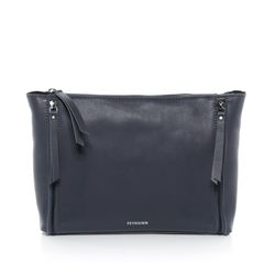 shoulder bag & clutch JEMMA ZIP Smooth Leather