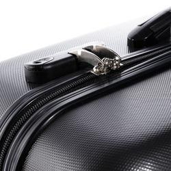 FERGÉ Kofferset 2-teilig TOULOUSE Handgepäck & Koffer medium 2 Größen ABS Dure-Flex Koffer-Set Leicht 2er Trolley-Hartschalenkoffer Set 4 Rollen (360°) 3