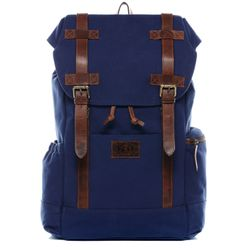 Backpack CHASE Canvas & Leather