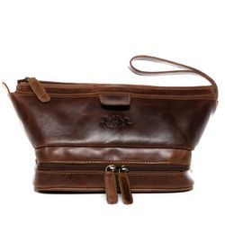 wash bag NOTTINGHAM Natural Leather
