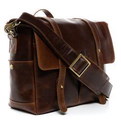 SID & VAIN sac appareil photo cuir marron sac camera intérieur modulable Housse caméra à bandoulière en cuir 2