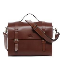 camera bag DSLR - SLR HEATHROW Saddle Leather
