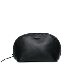 toiletry bag KARLI Smooth Leather