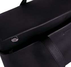BACCINI Laptoptasche VITO Premium Smooth schwarz Businesstasche Laptoptasche 3